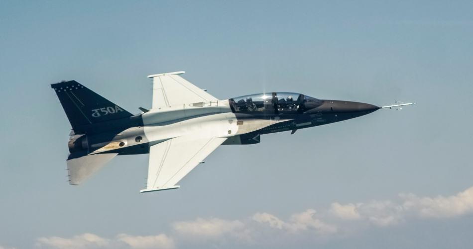 Lockheed/KAI T-50A
