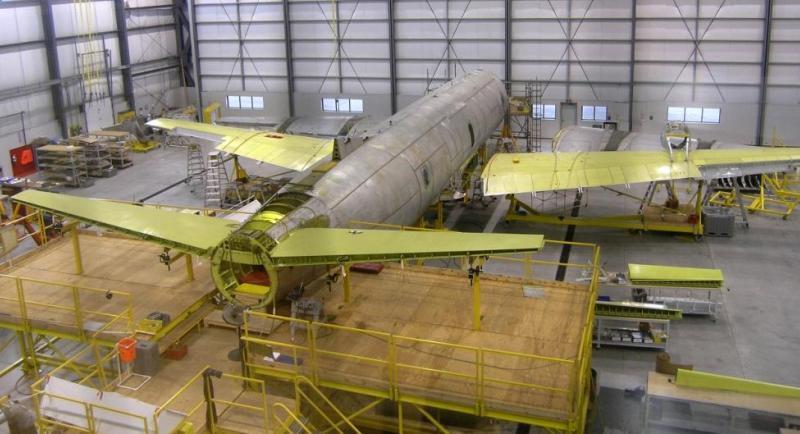 Orion noruego recibiendo la MLU en las instalaciones de IMP. Imagen: IMP.