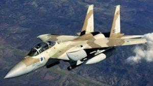 israeli-f-15
