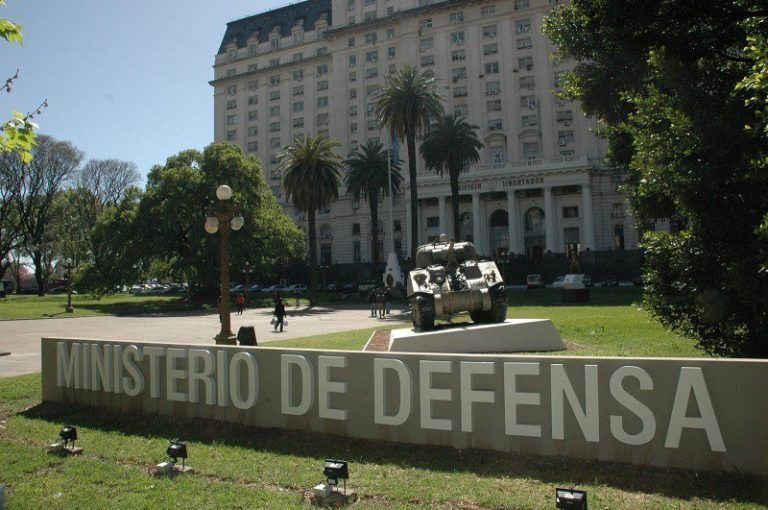 El Ministerio de Defensa brinda un panorama sobre el estado de las Fuerzas Armadas