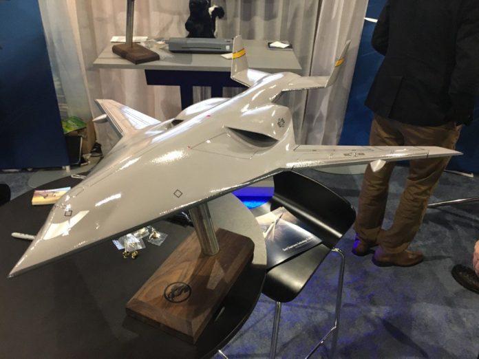 Resultado de imagen para Lockheed Martin revela el concepto de avión cisterna 'stealth'