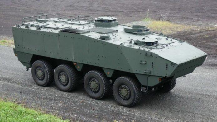 Japón presenta un prototipo de su nuevo vehículo blindado. Staticviewlift-a.akamaihd.net_-1-696x392