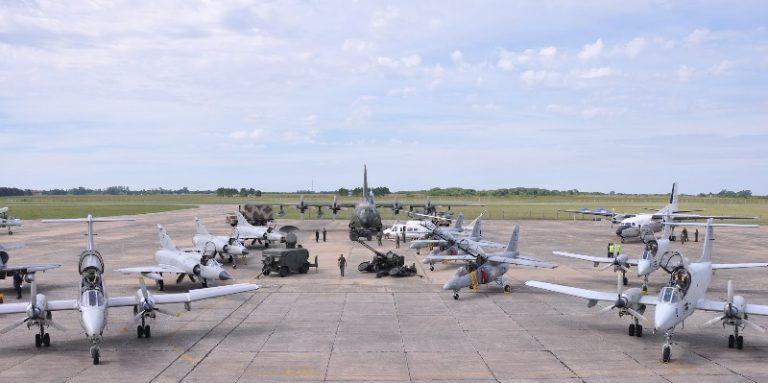 El futuro de la Fuerza Aérea, todavía una cuestión plena de incertidumbres