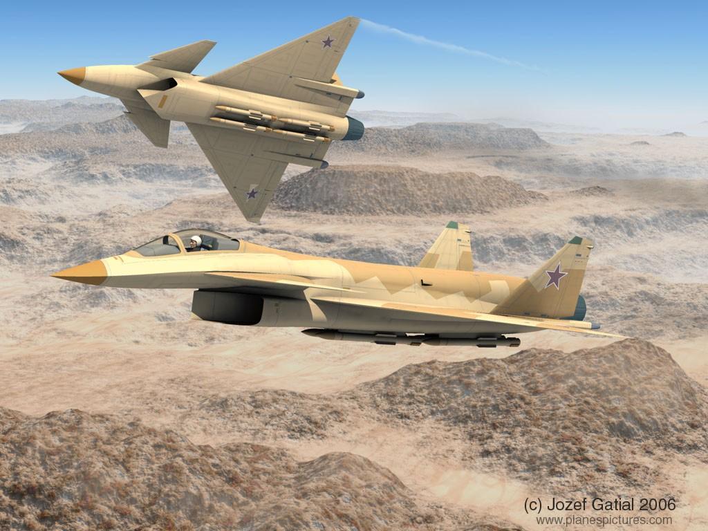 Resultado de imagen de avión de quinta generación, un caza ligero basado en el MiG-29