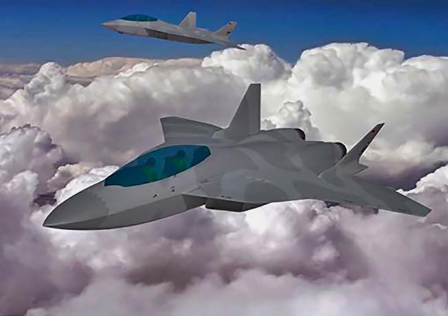 Future Combat Air System (FCAS) caza furtivo sexta generación franco-alemán. Airbus-DS-FCAS-web