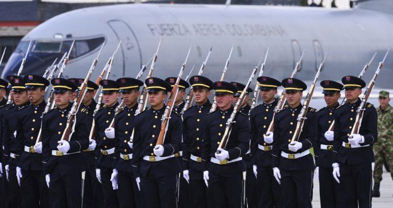 Fuerza Aérea Colombiana se transforma para asumir los nuevos retos del país