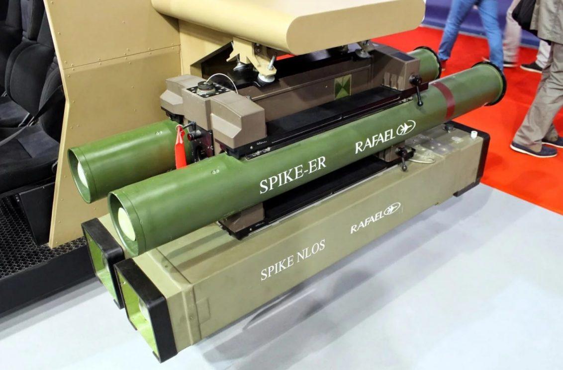 Resultado de imagen para misiles Spike
