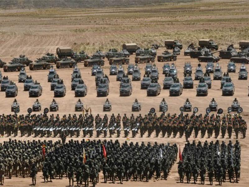 Poderío Militar: octubre 2017