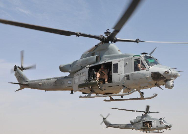 República Checa recibe luz verde para la compra de UH-1Y Venom.