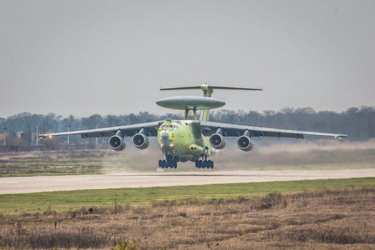 El Beriev A-100 Premier lleva a cabo su vuelo inaugural