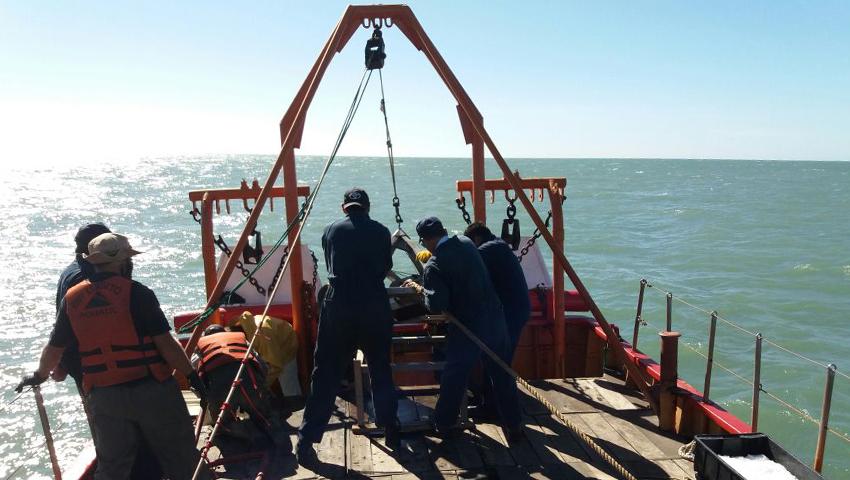 Resultado de imagen para buque de instrucción pesquera Luisito