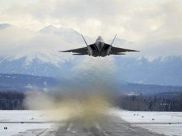 El debut en combate del F-22 Raptor