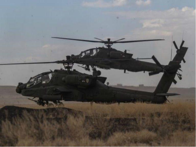 Helicópteros de ataque Apache AH-64E se incorporarán a la flota de la IAF en el 2019