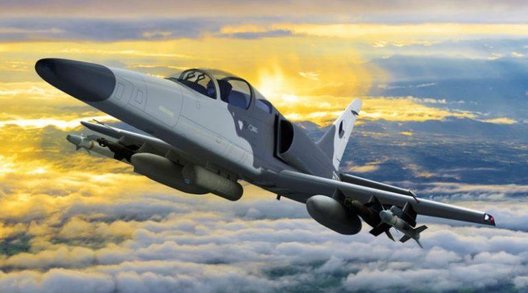 Aero Vodochody revela el avión de ataque ligero F/A-259 y anuncia nuevas ventas para el L-39NG