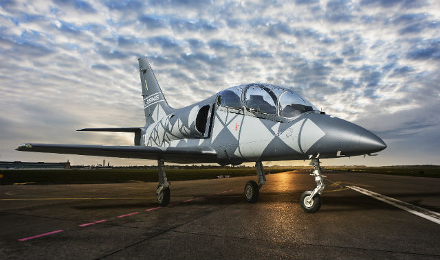 Aero Vodochody presenta el primer L-39NG