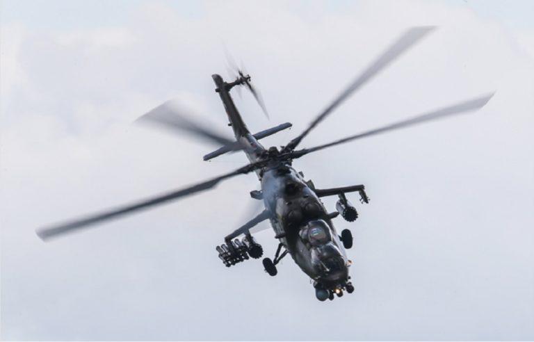 Rusia suministrará siete helicópteros Mi-35 y tres Mi-17 a Serbia