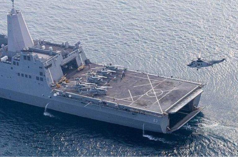 BAE Systems se encargará de realizar las actualizaciones al USS Anchorage