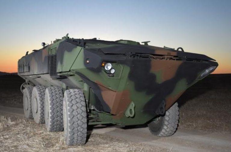 BAE Systems desarrollará un vehículo de combate anfibio para el Cuerpo de Marines de los Estados Unidos