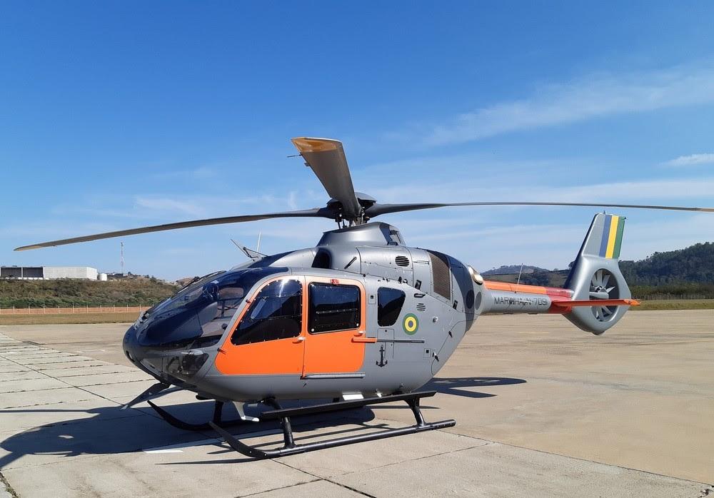 Resultado de imagen para Airbus Helicopters H135 + brazil