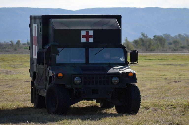Camionetas, camiones y nuevo equipamiento para los HMMWV del Ejército Argentino