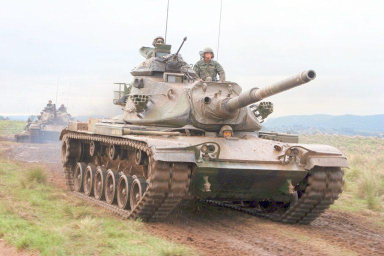 M60 A3 TTS