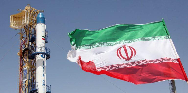 Misil iraní explotó en la plataforma de lanzamiento