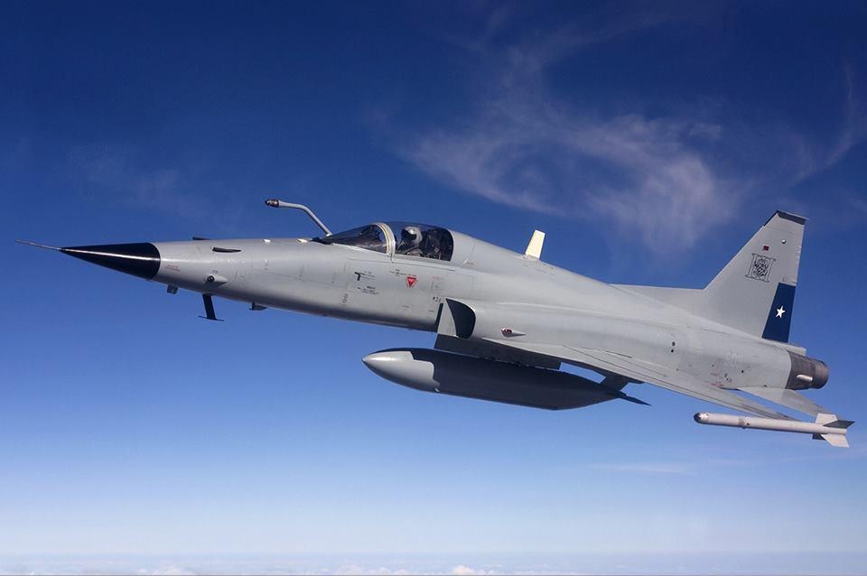 F-5E Tiger III