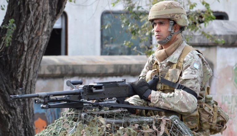 Ejército Argentino – Actualidad sobre armamento ligero y de apoyo.
