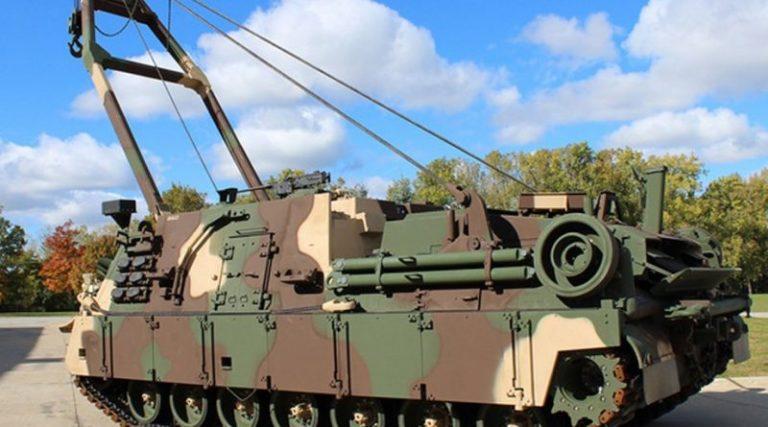 El Ejército de EE. UU. adjudica un contrato a BAE Systems para el vehículo de recuperación M88A3 de próxima generación