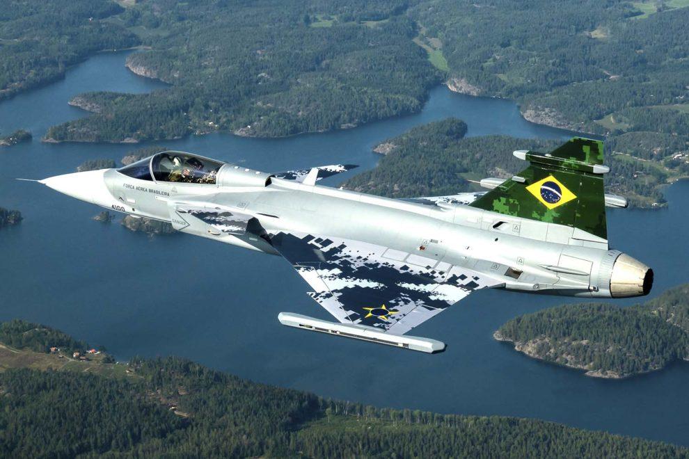 F-39 Gripen E/F