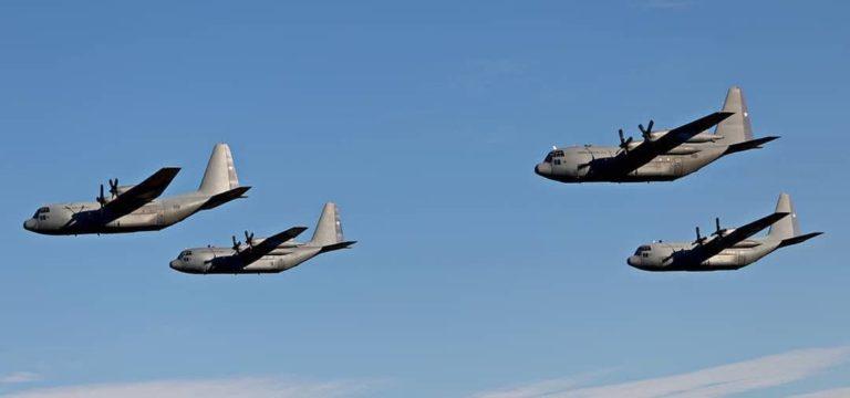 C-130/KC-130 (Hércules)
