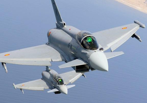 Indra diseñará el nuevo radar de los Eurofighter del Ejército del Aire Español