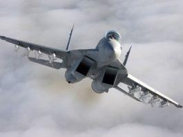 MiG-29 se estrella en India