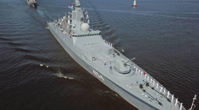 fragata rusa lanza misil hipersónico