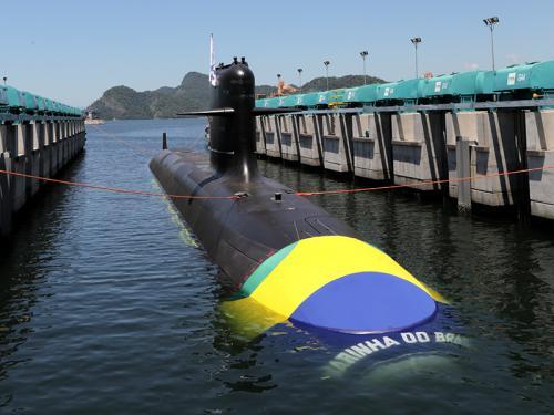 La Armada de Brasil