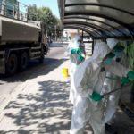 Las Fuerzas Armadas de Brasil en la lucha contra COVID-19