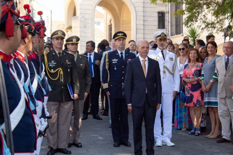 Asumen las nuevas autoridades del Ministerio de Defensa de Uruguay