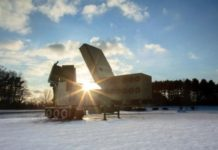 Raytheon realiza prueba del radar