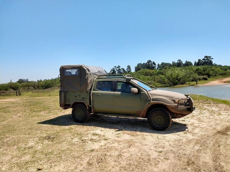VL Militarizado Ford Ranger
