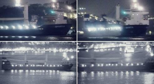 buque ruso