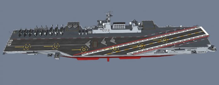 LHD Tipo 076