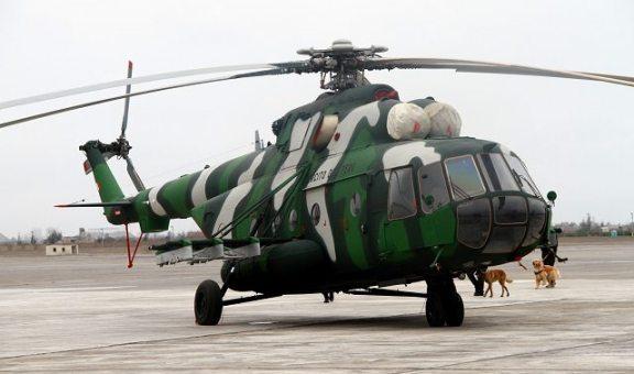 Hallan restos del helicóptero desaparecido de la Fuerza Aérea del Perú