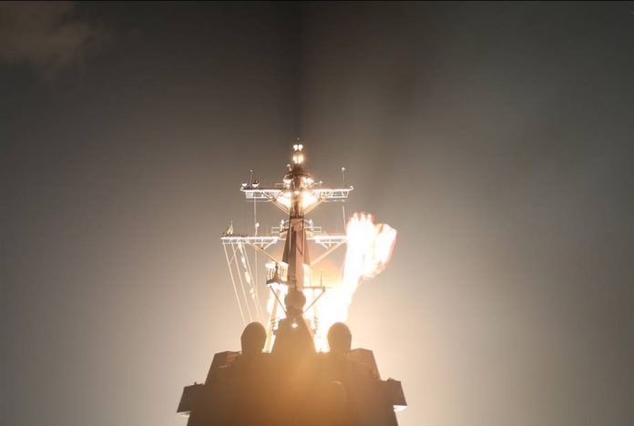 misil balístico intercontinental