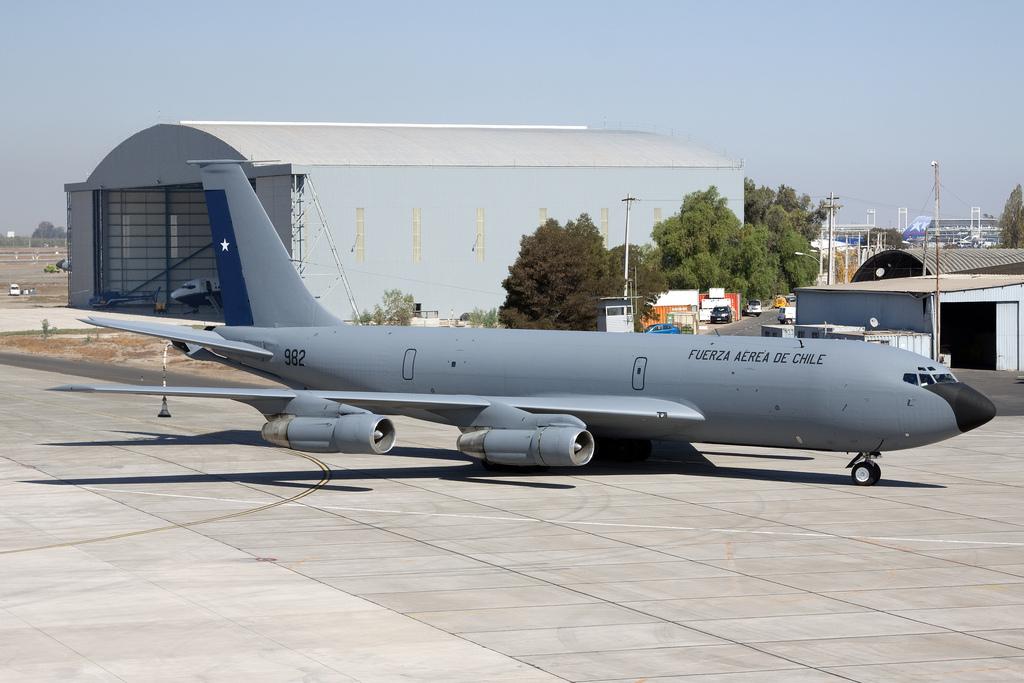 Boeing KC 135 Stratotanker