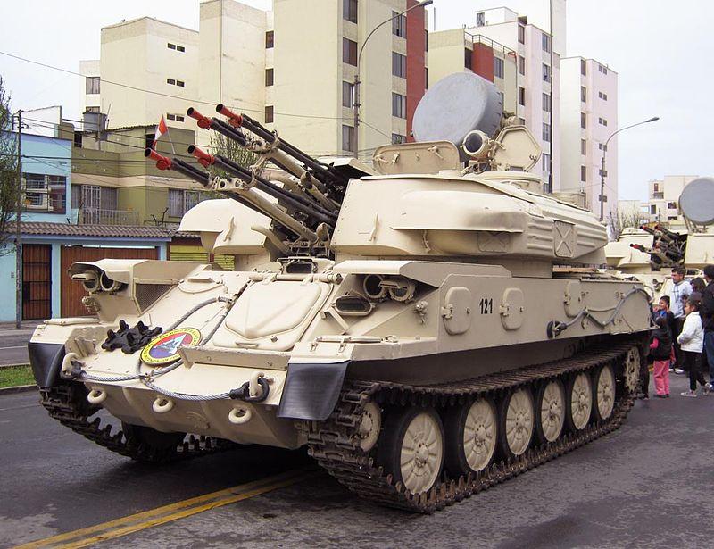 """ZSU-23-4 """"Shilka"""""""